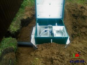 Автономная канализация BioDeka